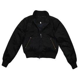 Armani Jeans-Jackets-Black