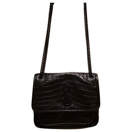 Saint Laurent-Saint Laurent niki-Noir