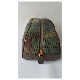 Christian Dior-Clutch bags-Green