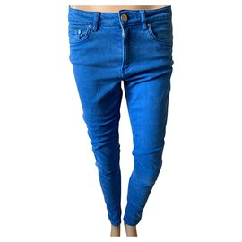 Acne-Jeans-Blue