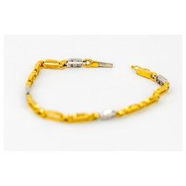 Autre Marque-Bracelets-Doré