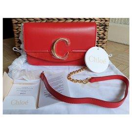 Chloé-Chloe C-Red