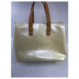 Louis Vuitton-Reade cabas PM-Beige