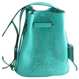 Lancel-Handbags-Blue,Light blue,Turquoise