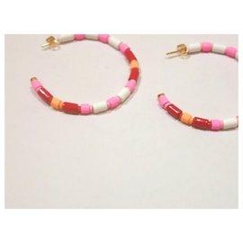 Rosie Assoulin-Boucles d'oreilles-Multicolore
