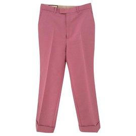 Gucci-Un pantalon, leggings-Rose