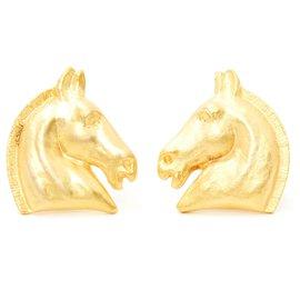Hermès-HORSE PROFILE-Doré