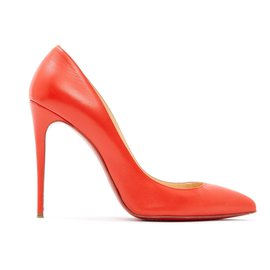 Christian Louboutin-SO KATE CORAL FR41.5-Orange