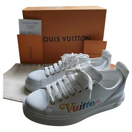 Louis Vuitton-Baskets Louis Vuitton Time Out New Wave-Blanc