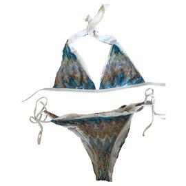 Missoni-Maillots de bain-Multicolore
