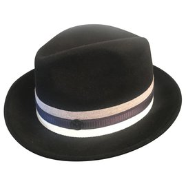 Maison Michel-hat-Black