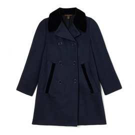 Louis Vuitton-NAVY SPRING FR38/40-Bleu Marine