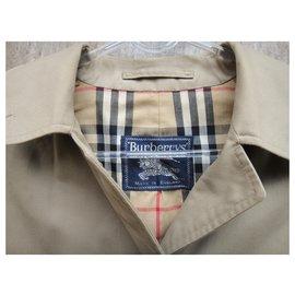 Burberry-Burberry woman raincoat vintage t 38/40-Beige