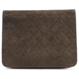 Chanel-Chanel Classic Bag-Brown