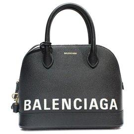 Balenciaga-Balenciaga Top Handle Bag-Black
