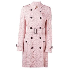 Burberry-Jackets-Pink