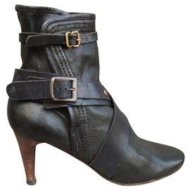 Chloé-Chloé p boots 39,5-Black
