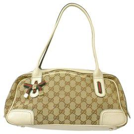 Gucci-Gucci Sherry Line-Beige