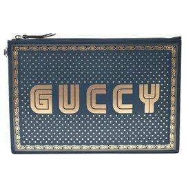 Gucci-Imprimé Gucci GUCCY-Vert