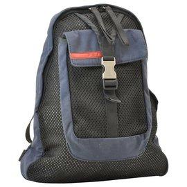 Prada-Prada backpack-Blue