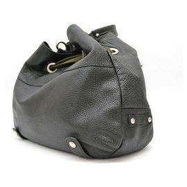 Burberry-Burberry Hand Bag-Green