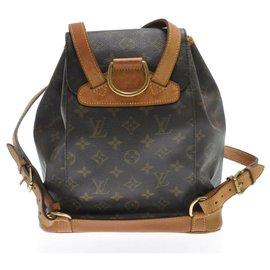 Louis Vuitton-Louis Vuitton Montsouris MM-Brown