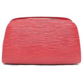 Louis Vuitton-Louis Vuitton Dauphine-Rouge