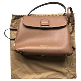 Burberry-Handbags-Chestnut,Light brown,Caramel