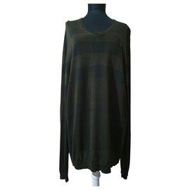 Burberry-Knitwear-Multiple colors,Green