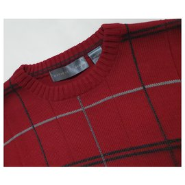 Oscar de la Renta-Sweaters-Red