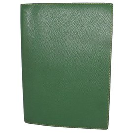 Hermès-Purses, wallets, cases-Green