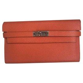 Hermès-Kelly-Orange
