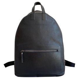 Maison Martin Margiela-Bags Briefcases-Black