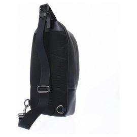 Coach-Coach Signature Shoulder Bag-Black
