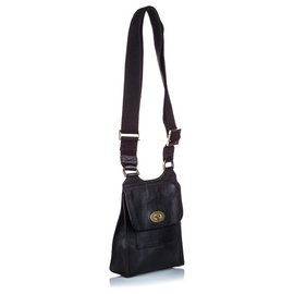 Mulberry-Mulberry Black Antony Messenger Bag-Noir