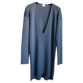 Hermès-cashmere sweater dress-Other