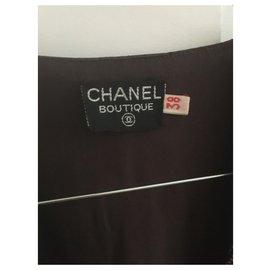 Chanel-Knitwear-Brown,Grey
