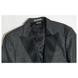 Scotch and Soda-Blazers Jackets-Grey