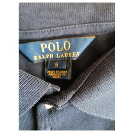 Ralph Lauren-Polo-Marineblau