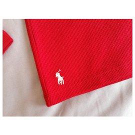 Ralph Lauren-Tshirt-Rouge