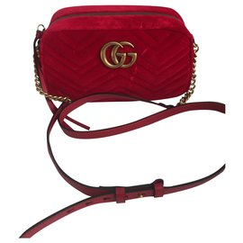 Gucci-GUCCI MARMONT-Rouge