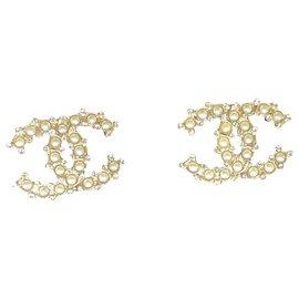 Chanel-Boucles d'oreilles-Autre