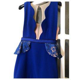 Three Floors Fashion-Robes-Bleu