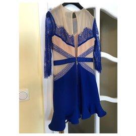 Three Floors Fashion-Dresses-Blue