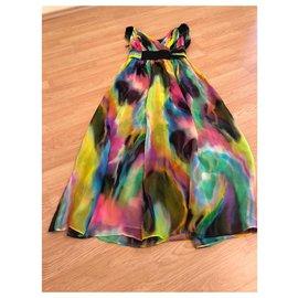 Dolce & Gabbana-Robes-Multicolore