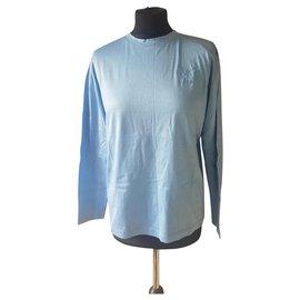 Hermès-Tops-Light blue