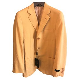 Loro Piana-MABRO BY LORO PIANA NEW BLAZER-Yellow