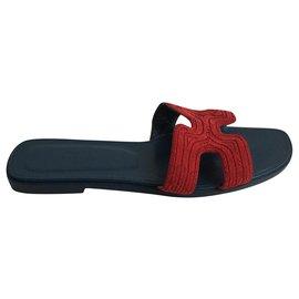 Hermès-Oran dabka-Red