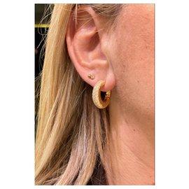 Van Cleef & Arpels-Boucles d'oreilles-Jaune