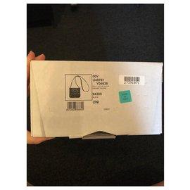 Chanel-Chanel, Uniform shoulder bag-Black,Silvery